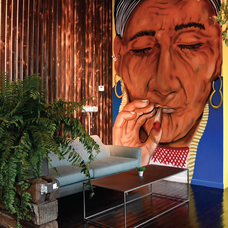 Maria Sabina Lounge