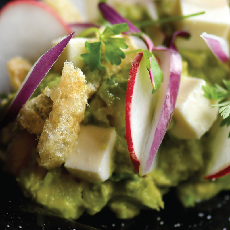 Chicharron Guacamole