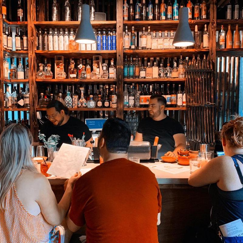 Bar Area Raveswood
